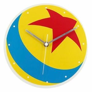 "Disney Pixar 12"" Wall Clock Luxo Ball"